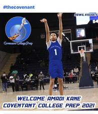 Amadi Lee-Kane's Men's Basketball Recruiting Profile