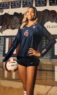 McKenna Dressel's Women's Volleyball Recruiting Profile