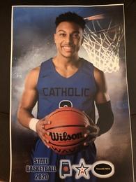 Dezhion Carter's Men's Basketball Recruiting Profile