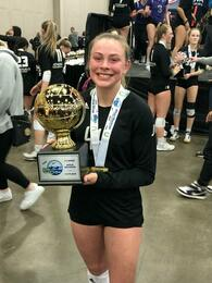 Elle Jackson's Women's Volleyball Recruiting Profile