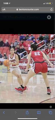 Grace Reese's Women's Basketball Recruiting Profile