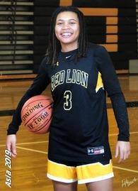 Asia Eames's Women's Basketball Recruiting Profile
