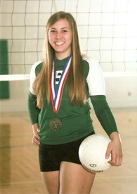Jill Sikes's Women's Volleyball Recruiting Profile