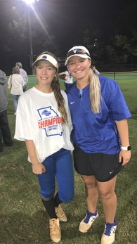 Zoey DeFoor's Softball Recruiting Profile