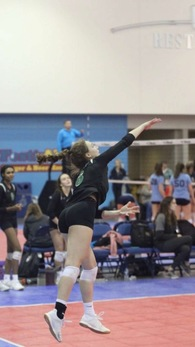 Olivia Ott's Women's Volleyball Recruiting Profile