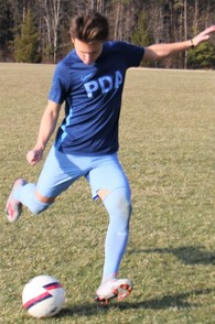 Ty Arico's Men's Soccer Recruiting Profile