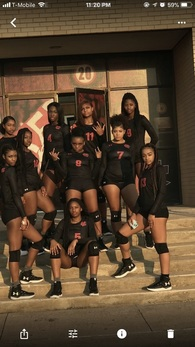 Xaria Taylor's Women's Volleyball Recruiting Profile