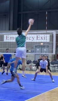 William Guest's Men's Volleyball Recruiting Profile