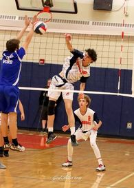 Anthony Pezzino's Men's Volleyball Recruiting Profile