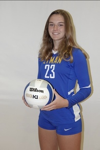 Breanna Behr's Women's Volleyball Recruiting Profile
