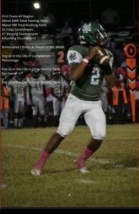Dwight Holmes's Football Recruiting Profile