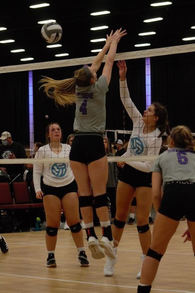 Emma Waddle's Women's Volleyball Recruiting Profile