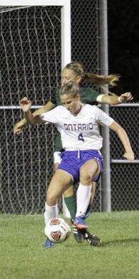 Kaylee Calhoun's Women's Soccer Recruiting Profile