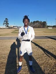Sebastine Daniel's Men's Soccer Recruiting Profile