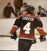 Aaron Confer's Men's Ice Hockey Recruiting Profile