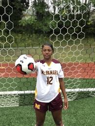 Faith Harden's Women's Soccer Recruiting Profile