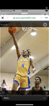 Tashun Pierce's Men's Basketball Recruiting Profile