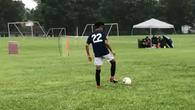 Quinyon Thomas's Men's Soccer Recruiting Profile