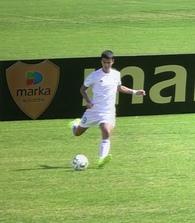 Mateo Sanchez's Men's Soccer Recruiting Profile