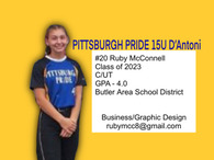 Ruby McConnell's Softball Recruiting Profile