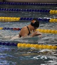 Marissa Branham's Women's Swimming Recruiting Profile