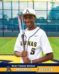 Darius Robinson's Baseball Recruiting Profile