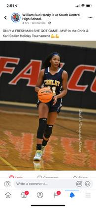 Kylah Silver's Women's Basketball Recruiting Profile