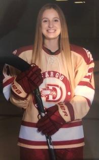 Taylor Klassen's Women's Ice Hockey Recruiting Profile