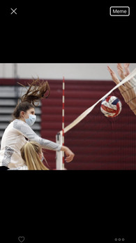 Sierra Pertzborn's Women's Volleyball Recruiting Profile