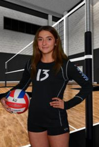Claudia Rowan's Women's Volleyball Recruiting Profile