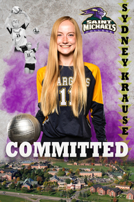 Sydney Krause's Women's Volleyball Recruiting Profile