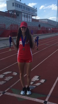 Chloe Bermel's Women's Track Recruiting Profile