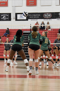 Morgan Esmie's Women's Volleyball Recruiting Profile