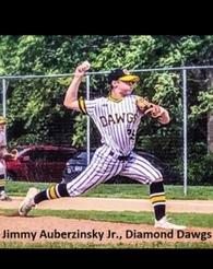 James Auberzinsky's Baseball Recruiting Profile