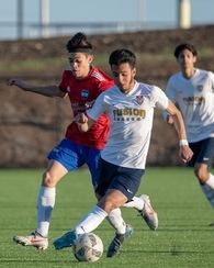 Victor Monterroza's Men's Soccer Recruiting Profile
