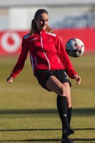 Anna Memija's Women's Soccer Recruiting Profile