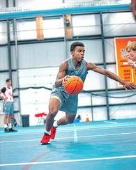 Orlando Thompson's Men's Basketball Recruiting Profile