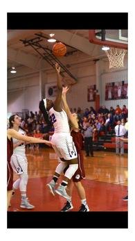 Breyanna Brown's Women's Basketball Recruiting Profile
