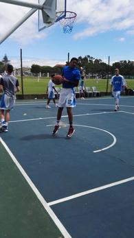 Jude Leander's Men's Basketball Recruiting Profile