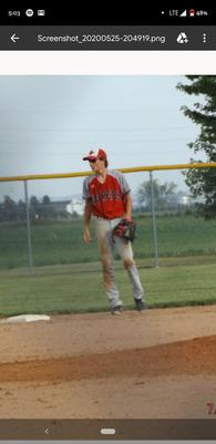 Cody Gilpin's Baseball Recruiting Profile