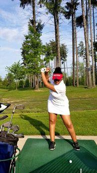 Amber Maxwell's Women's Golf Recruiting Profile