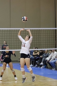 Morgan Lambert's Women's Volleyball Recruiting Profile