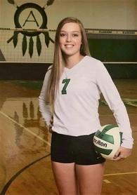 McKayla Clark's Women's Volleyball Recruiting Profile