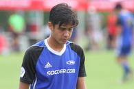 Arthur Santana's Men's Soccer Recruiting Profile