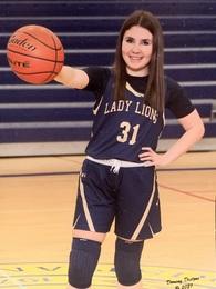 Makiya Kast's Women's Basketball Recruiting Profile