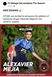 Alexavier Mejia Men's Soccer Recruiting Profile