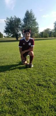Israel Garcia Rodriguez's Men's Soccer Recruiting Profile