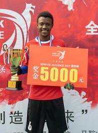 Jalloh Ibrahim's Men's Soccer Recruiting Profile