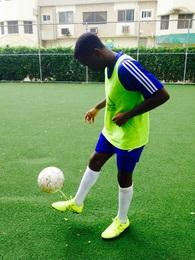 Olamide Ajayi's Men's Soccer Recruiting Profile