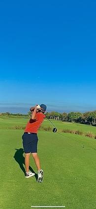 Tyler Pino's Men's Golf Recruiting Profile